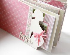 This is a Polish site with some super cute pregnant/new baby albums!
