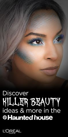 L'Oréal Paris is invading the Pinterest Haunted House with beauty looks sure to spook and delight. Enter if you dare to discover killer beauty ideas and so much more.
