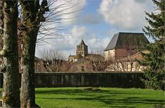 Lusignan, Vienne, France