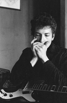 Bob Dylan was at Cafe Expresso in Woodstock 1964 (23 Photos) – NSF