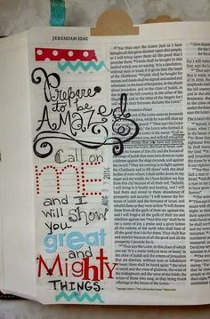 bible journaling permission pages - Google Search