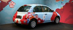 car wrap art | Car Wraps & Vehicle Graphics Custom Signs Graphic Design Graphic Wraps ...