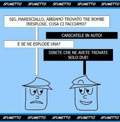 Www.sfumetto.net #barzelletta #vignetta #ridere #ahahah #cheridere
