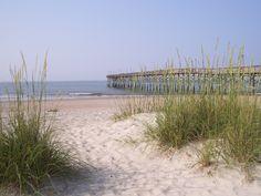Ocean Isle Beach, NC...love it there!