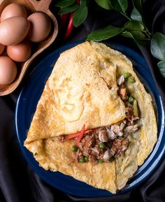 julia child s thai style rolled omelet see more 135 11 the official 21 ...