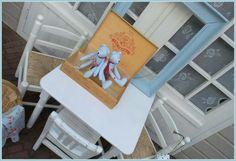 Maison de Marseille kindertafel met bijpassende stoeltjes!