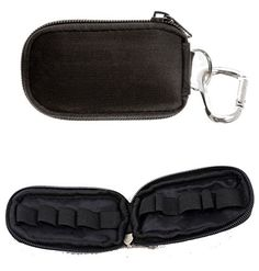 Key Chain Essential Oil Carrying Case