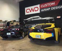 Wrap your car with CWD 786-558-4848 #lambo #lamborghini #lamborghinihuracan #huracan #car #cwd #cars #wrap #wraps #wrapped #wrapping #wrapmatte #satinwrap #whitematte #whitesatin #cwdwrap #bmw #bmwi8 #ferrari