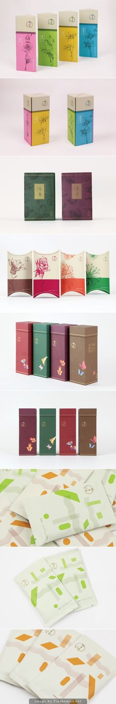 Lovely LKY tea packaging by Box Brand design curated by Packaging Diva PD created via Japanese Packaging, Tea Packaging, Pretty Packaging, Brand Packaging, Tee Design, Label Design, Brand Design, Package Design, Tea Logo