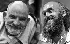 Neem Karoli Baba and Baba Ram Das