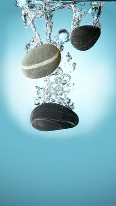 Stones. Zen background wallpapers for a calming and relaxing look on your phone. Re-pin for later. - @mobile9