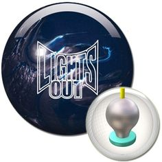 Storm Lights Out Bowling Ball Bowlers Mart