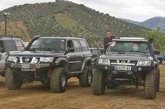 Big Nissan Patrol Gr Y61 Spain
