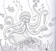 Иллюстрация 29 из 32 для Затерянный океан - Джоанна Бэсфорд | Лабиринт - книги. Источник: Грабарева  Анастасия