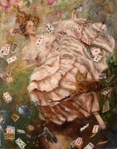 """O sonho de Alice"" by Carolina Serpa Marques"