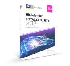 Bitdefender Total Security 2018 License Key + Crack Full Free Download