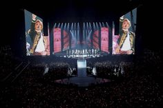 In any great pop show, there should be a moment when your jaw and heart rate drop in unison because of the sheer insanity unfolding in front of you. A BTS concert has about six of them. Concert Stage Design, Church Stage Design, Jimin Run, Bts Jungkook, Love Yourself Album, Bts Show, Solo Performance, Dance Numbers, Bts World Tour