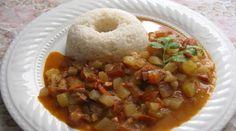 Patitas con Mani - Receta y Preparación Peruvian Dishes, Peruvian Cuisine, Peruvian Recipes, Hipster Food, Comida Latina, Best Dishes, Spanish Food, Mani, No Cook Meals