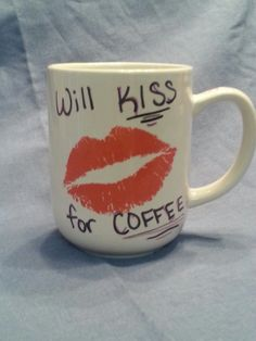 Will KISS for Coffee