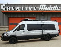 "424 gilla-markeringar, 4 kommentarer - Aluminess (@aluminess) på Instagram: ""@creativemobileinteriors featuring their latest Sprinter 4x4 conversion outfitted with Aluminess…"""