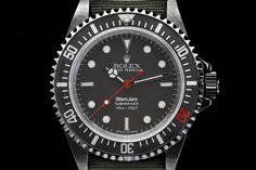 Slam Jam 20th Anniversary Custom Rolex Submariner | Hypebeast