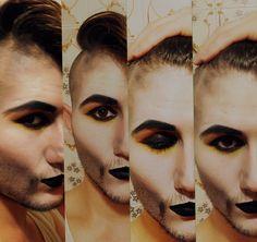 Makeup #bruxa