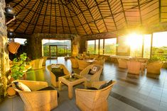 Cosy Bar at Matobo Hills Lodge