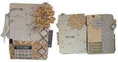 Vintage Finds Journal - Teresa Collins Designs