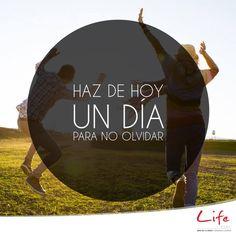 Life Perú   Disfruta siempre tu día.