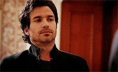 source: permanentmochakisses.tumblr.com  Santiago Cabrera as Darius Tanz in Salvation 1.01