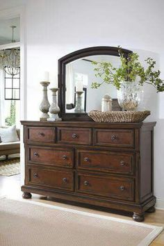 Here are the Bedroom Dressers Ideas With Mirror. This article about Bedroom Dressers Ideas With Mirror was posted under the … Bedroom Dressers, Bedroom Furniture Sets, Bedroom Sets, Home Bedroom, Home Furniture, Bedroom Decor, Modern Bedroom, Contemporary Bedroom, Furniture Outlet