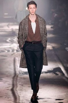 AMI Alexandre Mattiussi Fall/Winter 2015 - Paris Fashion Week