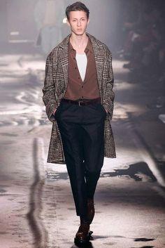 AMI Alexandre Mattiussi Fall/Winter 2015 - Paris Fashion Week