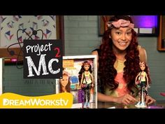 Camryn Coyle Unboxing | Project Mc² - YouTube