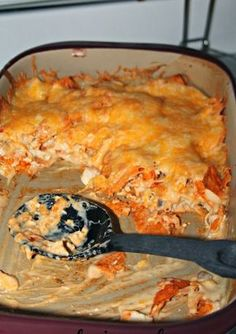 Chicken Dorito Casserole Recipe