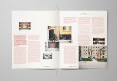 YOURMAG by Paul Marcinkowski, via Behance