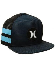 923392d9b51891 Hats & Caps, Men's Hats & Caps, Baseball Caps, MHA0008460 Men's Motion  Stripe Adjustable Hat Chlorine Blue C012MX15DI3 #Fashion #men #Hats #Caps  #style ...