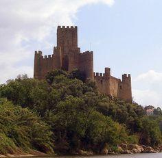 Castelo Almourol | Fotografia de Joana Coelho | Olhares.com