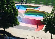 Galeria - Skatepark Sundial: uma pista de skate convertida em relógio solar - 11