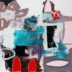 Danish artist Christel Maria Nolle