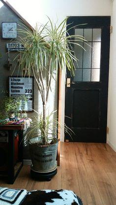【DIY】ドアをリメイク*アンティーク加工に使うのはダイソー商品だけ!|LIMIA (リミア)