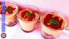 Chocolate Sweets, Panna Cotta, Pudding, Ethnic Recipes, Desserts, Food, Tailgate Desserts, Dulce De Leche, Deserts