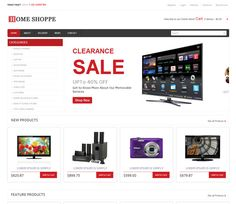 15 Best Ecommerce Online Shopping Responsive Mobile Web Templates