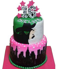 Wicked cake!