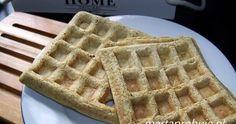 martaprobuje.blogspot.com Bezglutenowe gofry bez mąki i cukru - low carb http://ift.tt/2gW5sU5