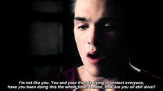 NEVER LOVE A WILD THING! #Liam #TeenWolf :3 <3