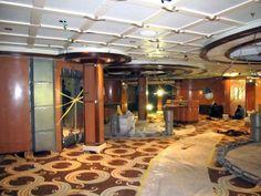 Sabatini's – Regal Princess Shipyard Photo Tour | Popular Cruising (Image Copyright © Princess Cruises)