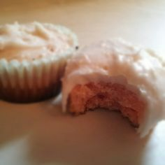 This is a paula deen recipe (pink lemonade cake) that I just made into cupcakes (instead of a cake)...they are delicious!!!