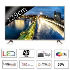 "599.99 € ❤ Bon rapport qualité/prix ! #LG 55LF5610 #TV LED Full HD 139 cm (55"") 300Hz ➡ https://ad.zanox.com/ppc/?28290640C84663587&ulp=[[http://www.cdiscount.com/high-tech/televiseurs/lg-55lf5610-tv-led-full-hd-139cm-55-300hz/f-106261306-lg55lf5610.html?refer=zanoxpb&cid=affil&cm_mmc=zanoxpb-_-userid]]"
