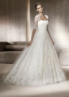 Trouwjurken - Pronovias | Honeymoonshop